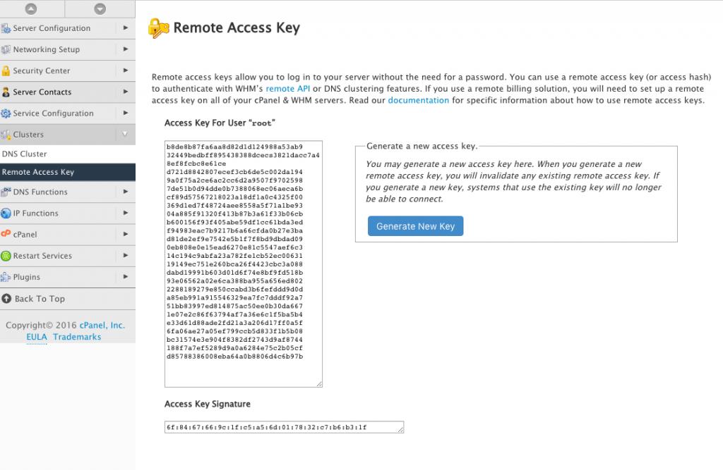 generate-new-key